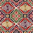 Seamless japanese traditional pattern — Vettoriali Stock