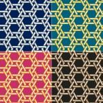 Seamless islamic geometric pattern — Stock Vector #32283651