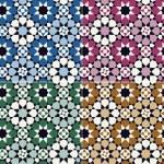 Seamless islamic geometric pattern — Stock Vector #32283803