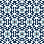 Seamless islamic geometric pattern — Stock Vector #32283817