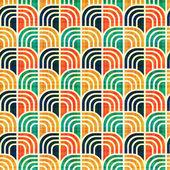 Seamless geometric pattern — Stok Vektör