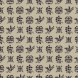 Seamless chinese traditional pattern  — Stock Vector