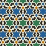 Seamless islamic geometric pattern  — Stock Vector #36904667