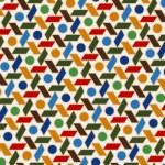 Seamless islamic geometric pattern — Stock Vector #36904671