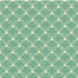 Seamless interlocking mesh geometric pattern — Vettoriale Stock #37087661