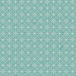 Seamless interlocking mesh geometric pattern — Vettoriale Stock #37087675