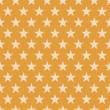 Seamless stars retro pattern — Stock Vector