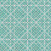 Seamless interlocking mesh geometric pattern — Stockvektor