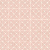 Seamless interlocking mesh geometric pattern — Vector de stock