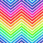 Seamless colorful rainbow colors background — Vettoriale Stock