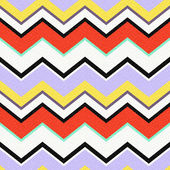 Seamless abstract chevron textured background — Stock Vector