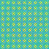 Seamless polka dots texture background — Stock Vector