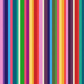 Seamless colorful stripes textured pattern — Stock Vector