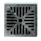 Drain Hole Cover — Stock Photo
