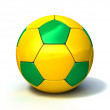 Brazilian Soccer Ball — Stock Photo #30842905