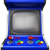 Arcade Machine Closeup — Stock Photo