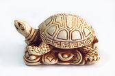 Decorative turtle — Stock Photo