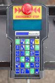 Remote control milling machine — Stock Photo