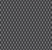 Black seamless texture. Vector background — Stok Vektör