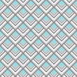 图库矢量图片: Blue texture. Vector seamless background
