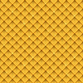 Gold texture. Vector seamless background — Vector de stock