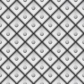 Gray texture. Vector seamless background — Stockvektor