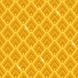 Gold texture. Vector seamless background — Vettoriale Stock #37820841