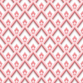 Rot textur. Vektor nahtlose Hintergrund — Stockvektor