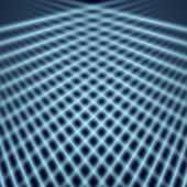 抽象蓝色矢量背景模板 — 图库矢量图片