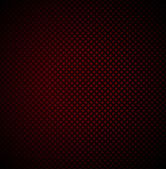 Red technology background with seamless perforated — Stock Vector