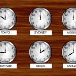 ������, ������: The world clock