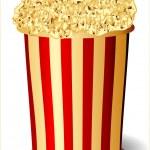 Popcorn — Stock Vector #26688215