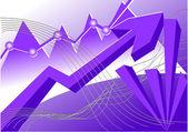 Statistika — Stock vektor