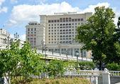 Centrum van Moskou - Moskou hotel — Stockfoto