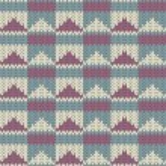 Knit pattern — Stock Vector #27866283