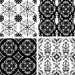 Patterns set — Stock Vector #29051867