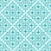 Seamless ornament — Stock Vector