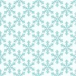 Stock Vector: Snow pattern