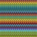 Knit pattern — Stock Vector #32630949