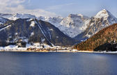 Achensee lake in Austrian Alps — Stock Photo