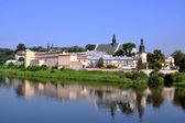 Convent of Norbertine Sisters in Krakow, Poland — ストック写真