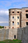 Ruins of Castle Krzyztopor, Poland — Stock Photo