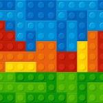 Plastic construction blocks — Stock Vector #14110811