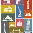 Royalty-Free Stock  : Travel icons