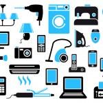 Home appliances — Stock Vector #24783505