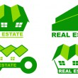 Real estate icons — Stock Vector #29263971