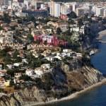 Aerial view of Edificios de Ricardo Bofill — Stock Photo #12885601