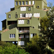 Stockfoto: View of Edificio de Ricardo Bofill - Xanadu