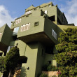 View of Edificio de Ricardo Bofill - Xanadu - Stock Photo