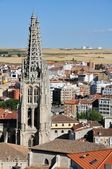 Cathedral of Burgos — Stock fotografie